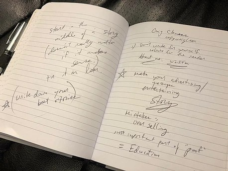 notebookWithWriting