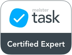 Expert Partner Badge MeisterTask