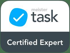 Expert Partner Badge MeisterTask