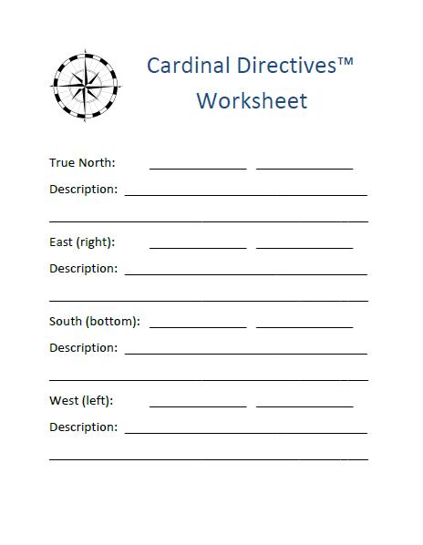 iconCardinalDirectivesWorksheet
