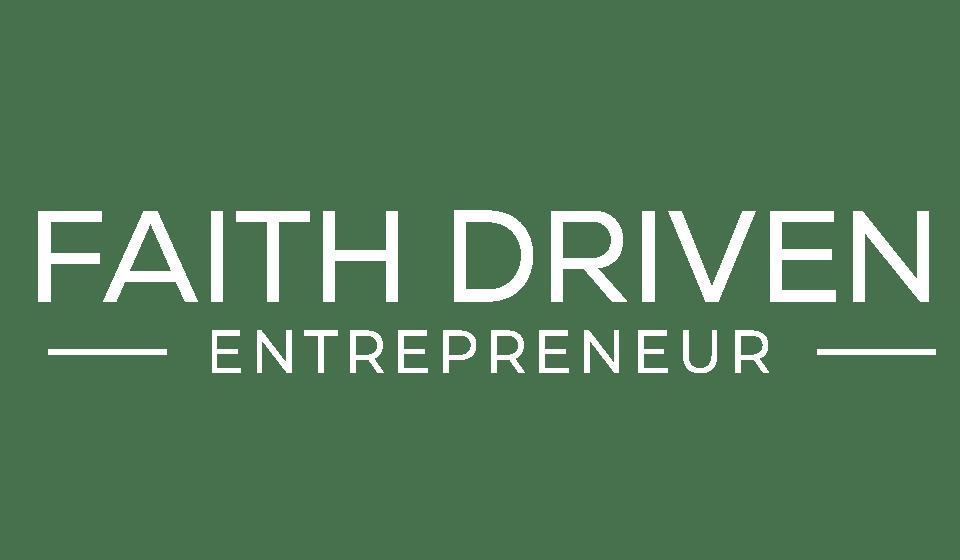 Faith Driven Entrepreneurs Logo