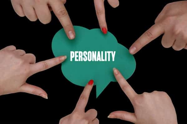 What does your website say about your personality?