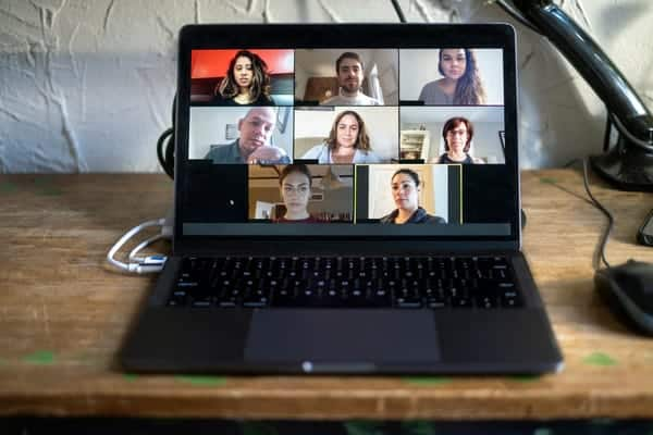 Keeping your clients information secure during Zoom video conferencing
