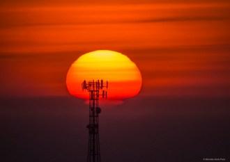 24 - Sunset 25 April 2017, Marina di Ragusa, Sicily