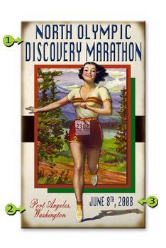 Female Marathon Runner