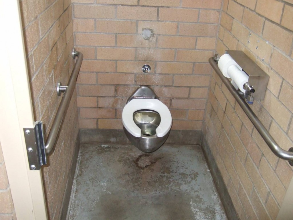 Making Old Restrooms ADA Compliant