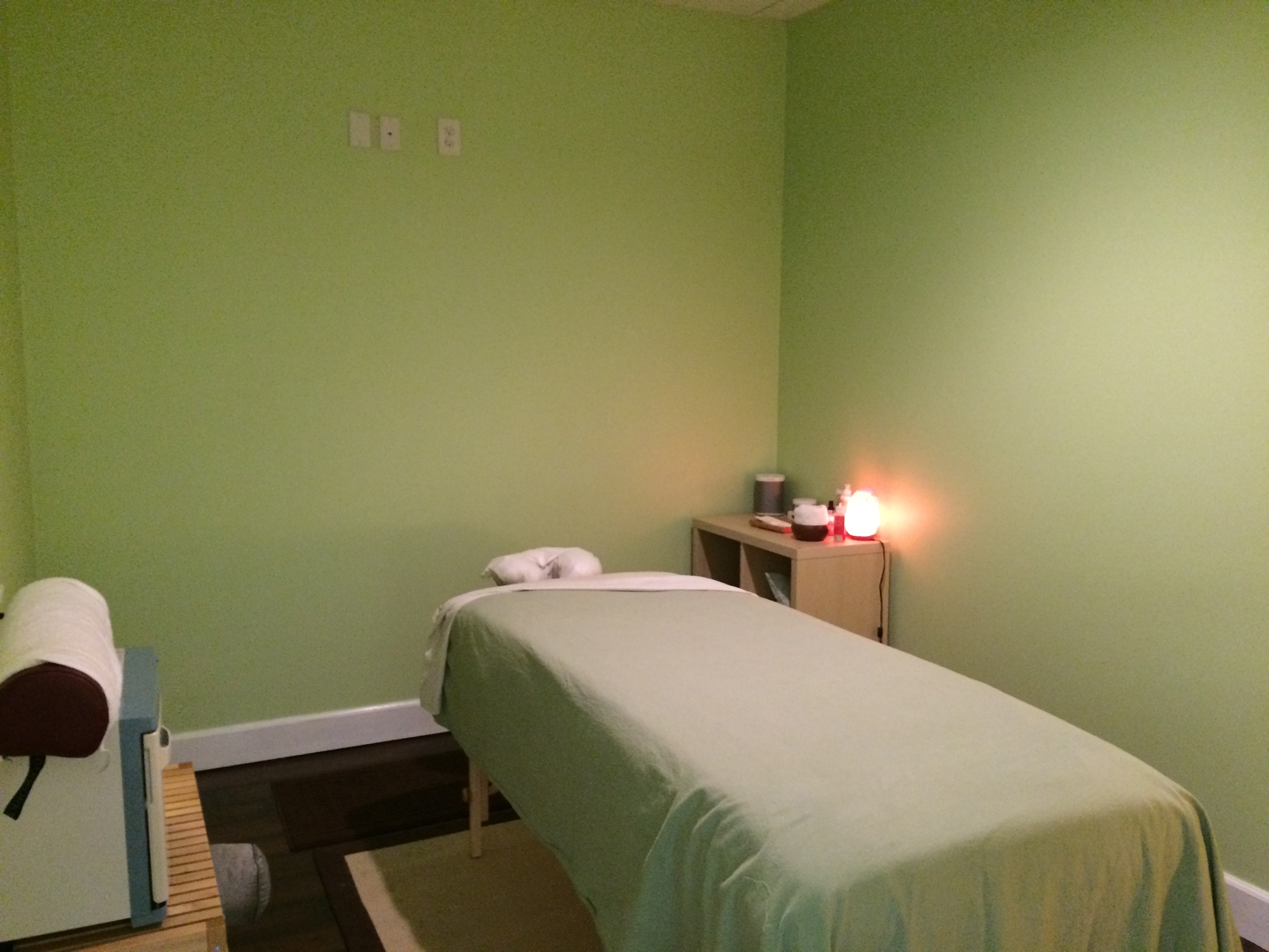 massage room 2b  Green Forest Wellness Center