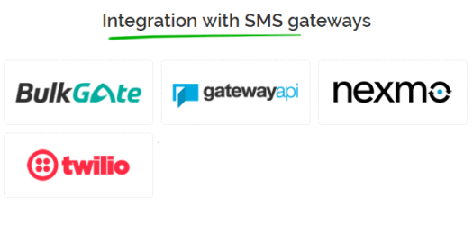 SMS gateways