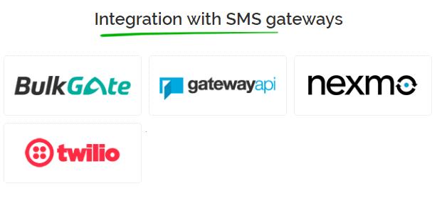 SMS gateways