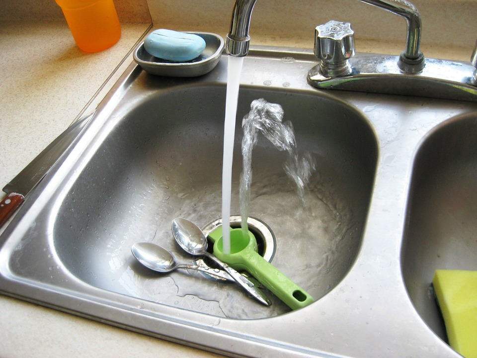 how to clean your kitchen sink why it