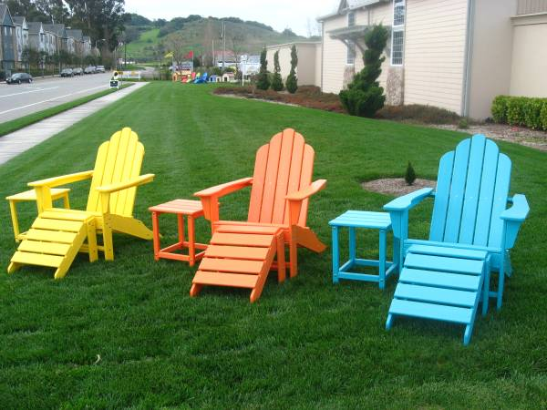 plastic patio furniture Outdoor Furniture | Green Frog's Recycled Plastic Outdoor