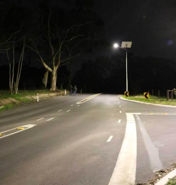 car park solar street lighting