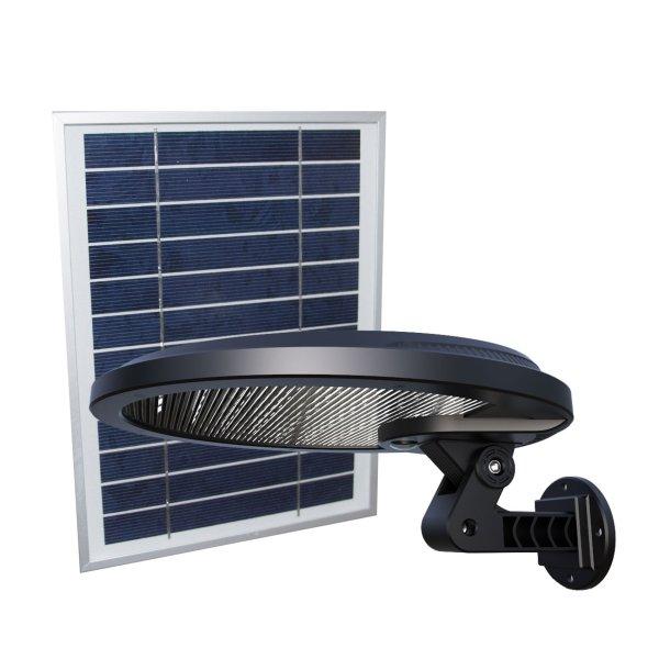 HALO solar security light