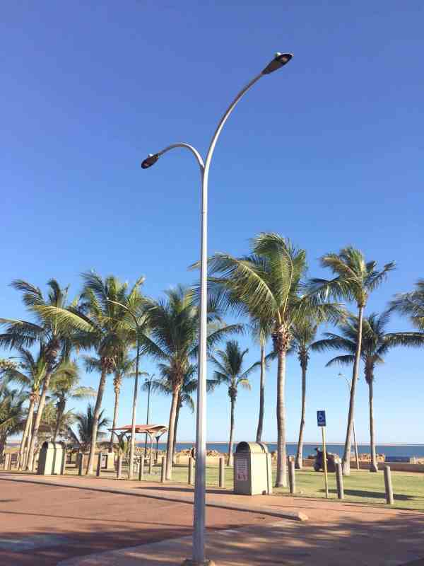 coast street lights