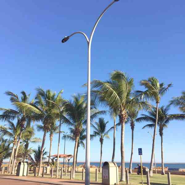coast street lights