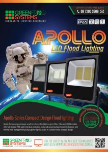 Apollo series flood lights