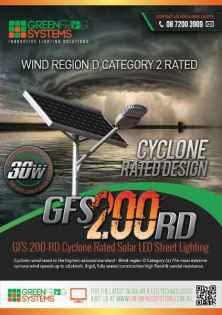 GFS-200 Solar Street Light Thumb