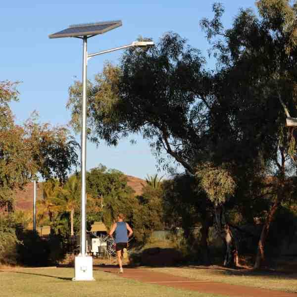 solar street lighting GFS-200-RD