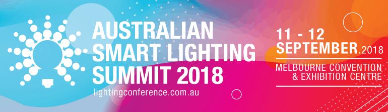 Australian Smart Lighting Summit Header