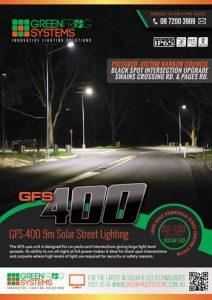 GFS-400 Solar street light