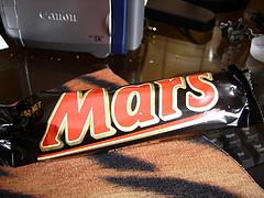 A bar from mars