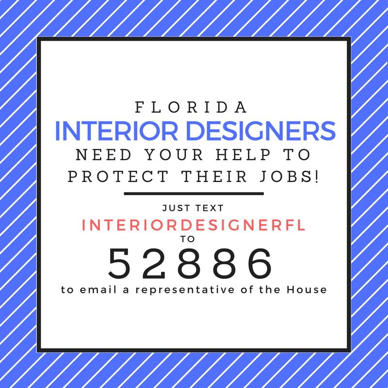 florida interior design professionals need your help