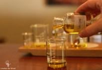 Olive oil blending experience at Vergenoegd Wine Estate