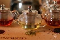 Colours of Rooibos, Buchu and Tanzanian black tea