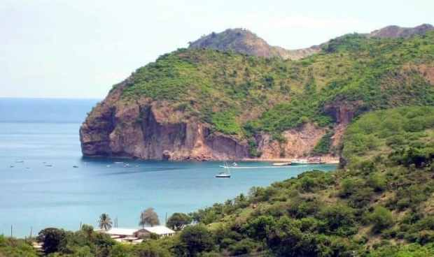 Eastern Caribbean Islands -Montserrat