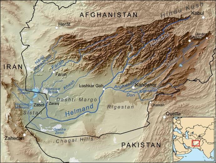 Deserts not to visit - Dasht-e Margo