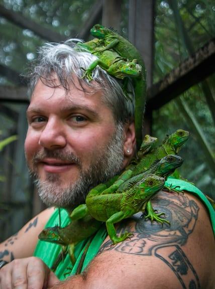 Bret_Love_Green_Iguana_Conservation_Project_Belize