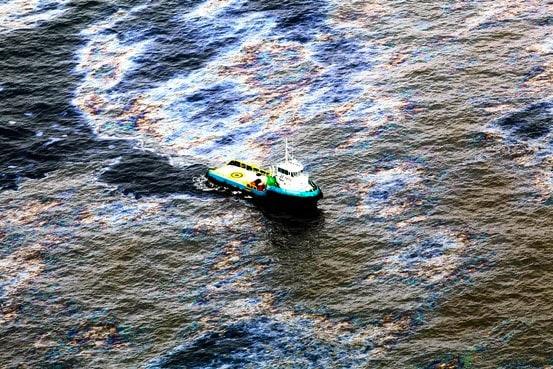 Chevron Oil Spill