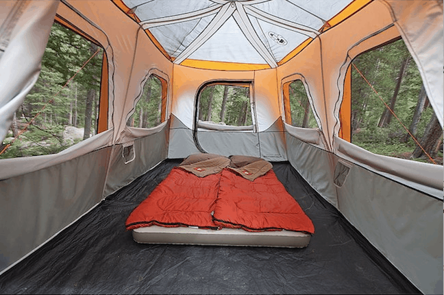 Coleman Instant 2-for-1 Tent