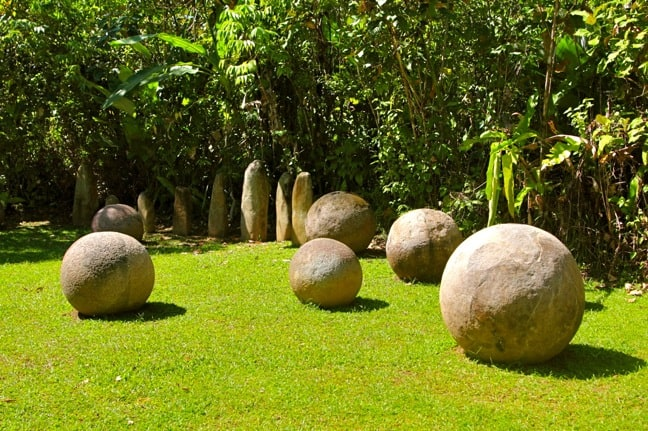 Stone Spheres of Costa Rica, Finca 6 Archeological Site