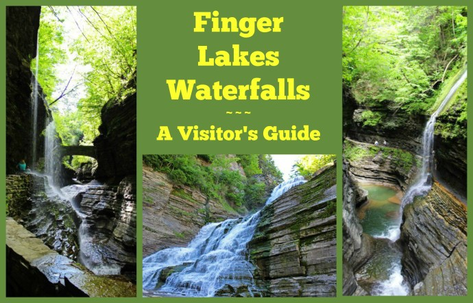 Finger Lakes Waterfalls Visitors Guide