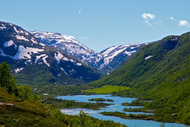 Best Mountains in the World: Jotunheimen National Park, Norway