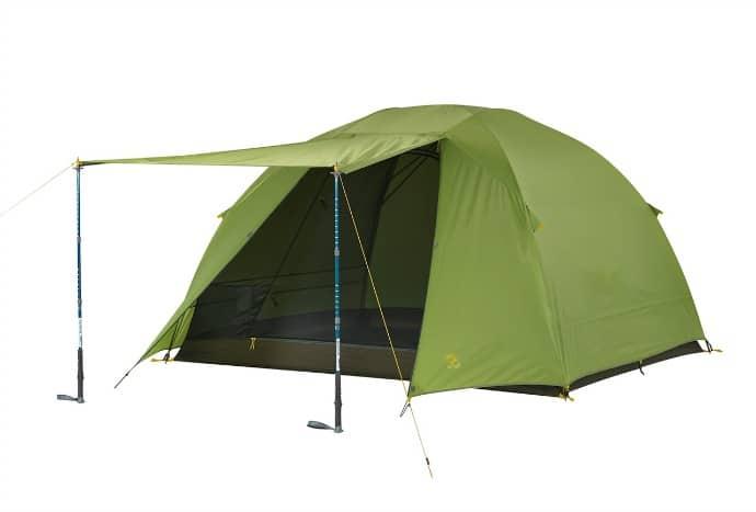 Outdoor Gear Review - Slumberjack Daybreak 4 Tent