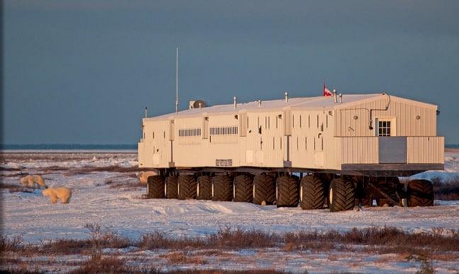 Natural Habitat's Arctic Tundra Lodge