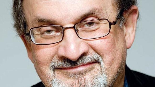 Salman Rushdie, Author of The Satanic Verses and Midnight's Children