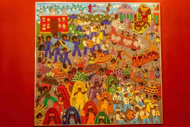 Treme New Orleans: Dooky Chase Artwork