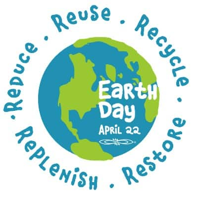 Earth Day Tips for Going Green