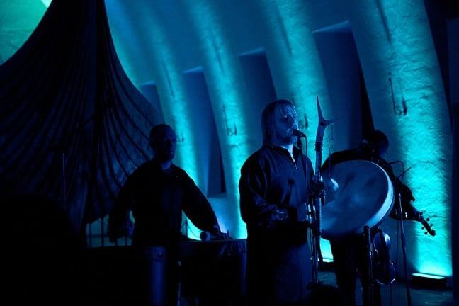 "Interview with Wardruna frontman Einar ""Kvitrafn"" Selvik about music for Vikings"