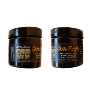 CBD Balm Twin Pack
