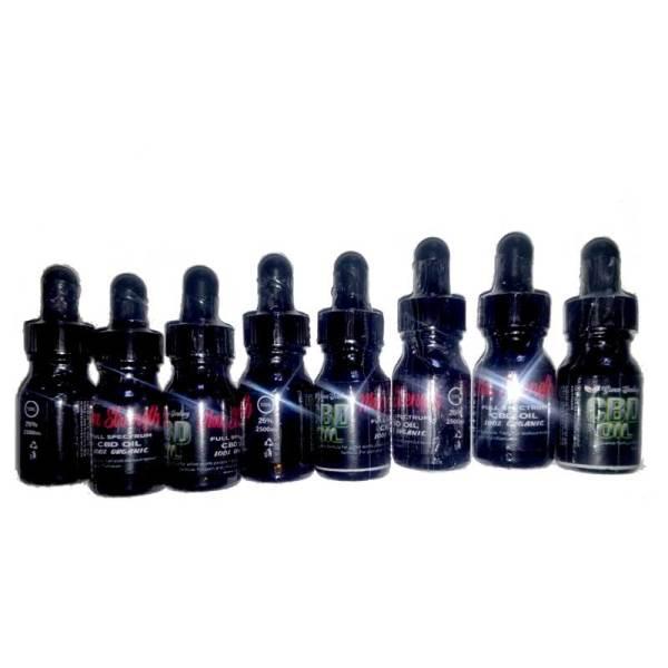CBD Oil Max Strength Mega Pack   Green Healing