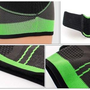 Knee Brace / Knee Sleeve - Green Healing