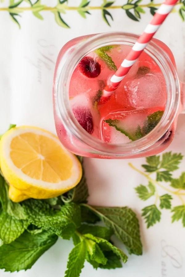 Pink Mint Lemonade 3