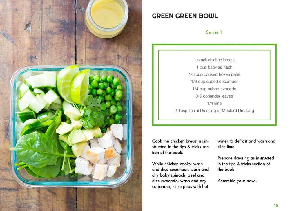 20 healthy lunch recipes