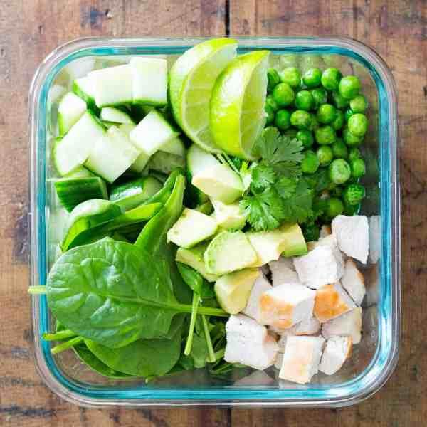 Green Green Bowl