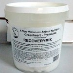 Recovery mix Greenheart