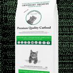 Catfood Lamb&Rice Greenheart Premiums